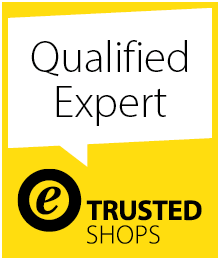 Trusted Shops Qualified Expert Badge