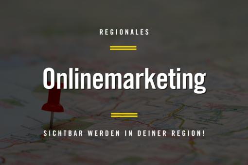 Regionales Onlinemarketing