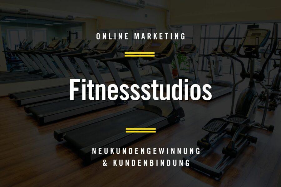 Online Marketing für Fitnessstudios